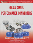 Performance Gas & Diesel Converters