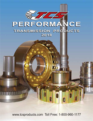 2018 TCS Performance Transmission Products Catalog