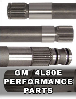 4L80E Transmission Performance Products