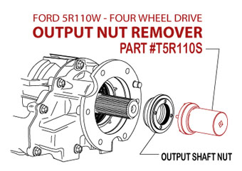 Output Nut Remover