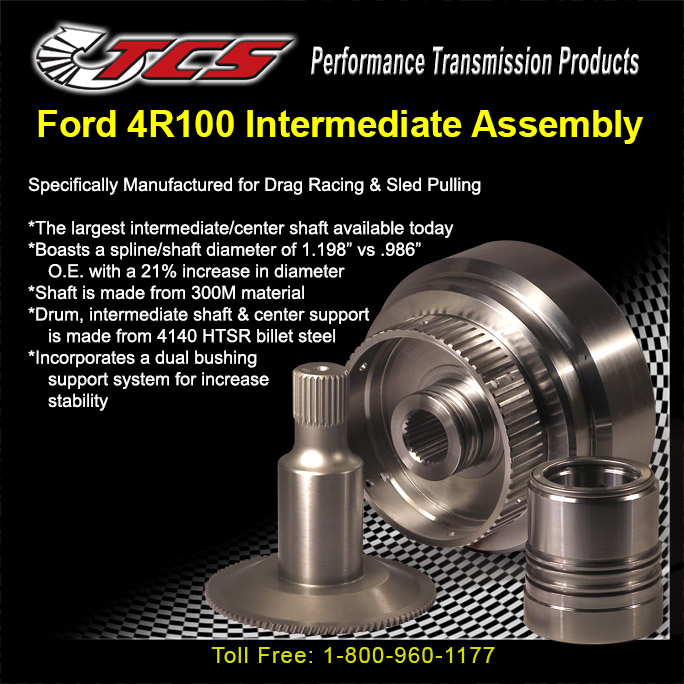 Ford 4R100 Intermediate Assembly