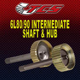 6L80-6L90 Intermediate Shaft & Hub