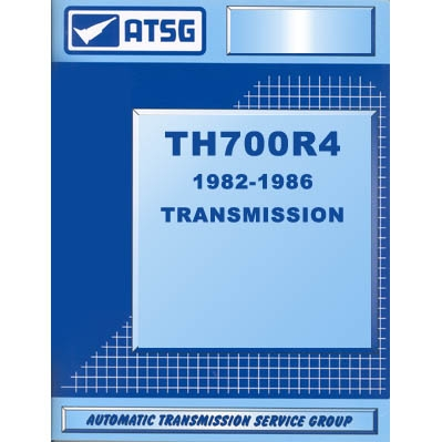 buy gm thm 700r4 1982 1986 trans technical manual online tcs rh tcsproducts com GM 700R4 Transmission Wiring 700R4 4x4 Transmission
